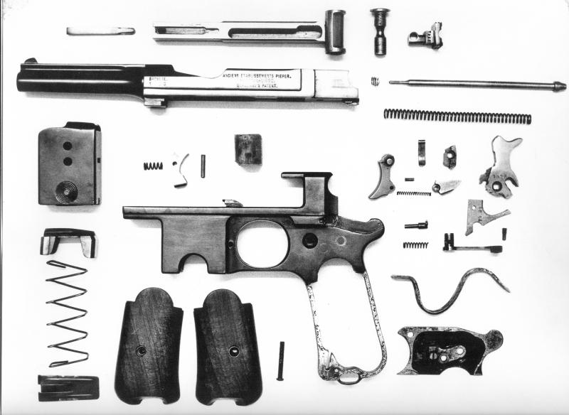 Miren como son las armas de fuego y sus balas por dentro - Ciencia y ...