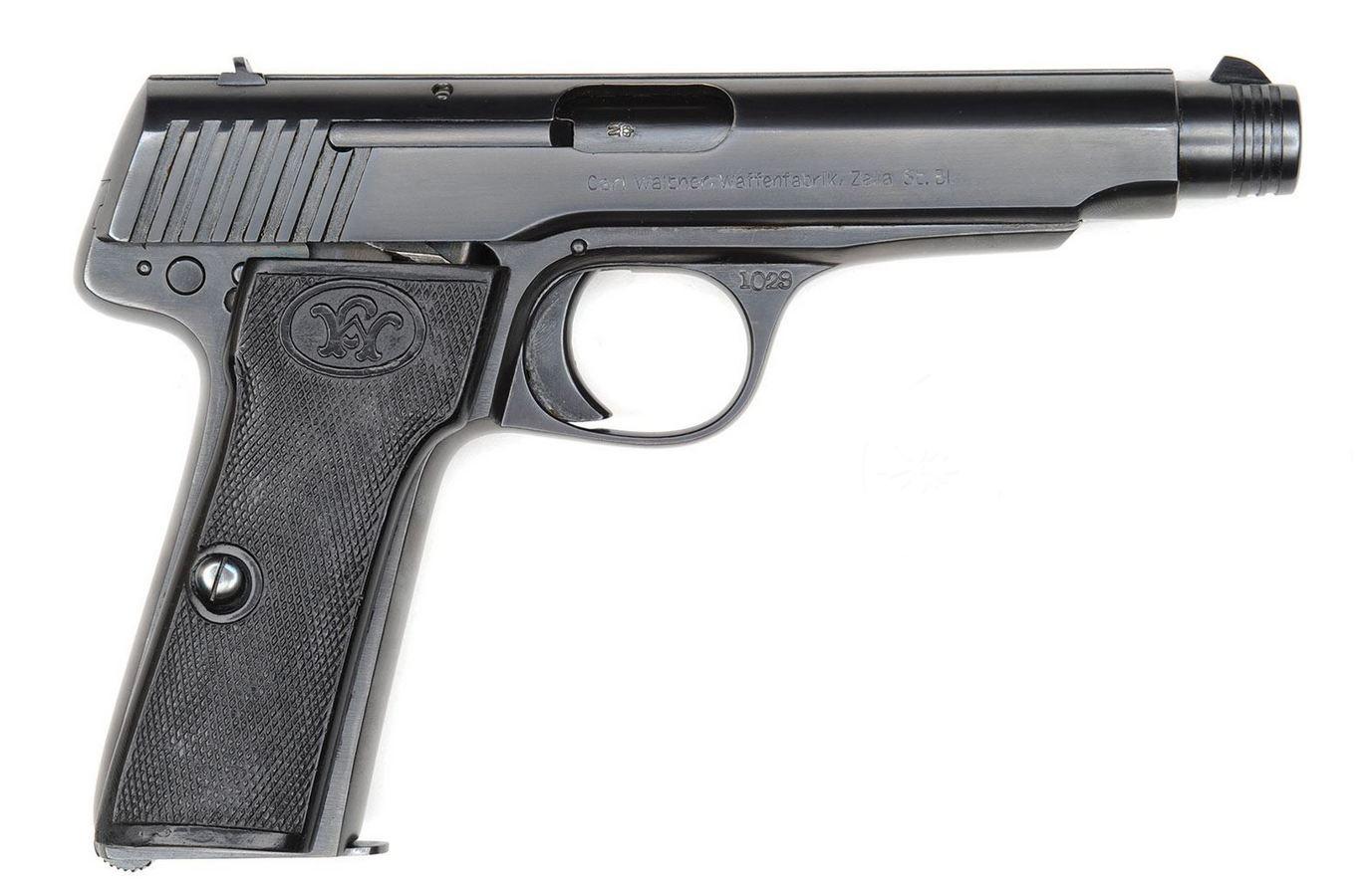 Pistolas walther rev 2 armas on line acima walther mod 6 calibre 9mm browning curto o atual 380 acp depois da problemtica mod fandeluxe Choice Image