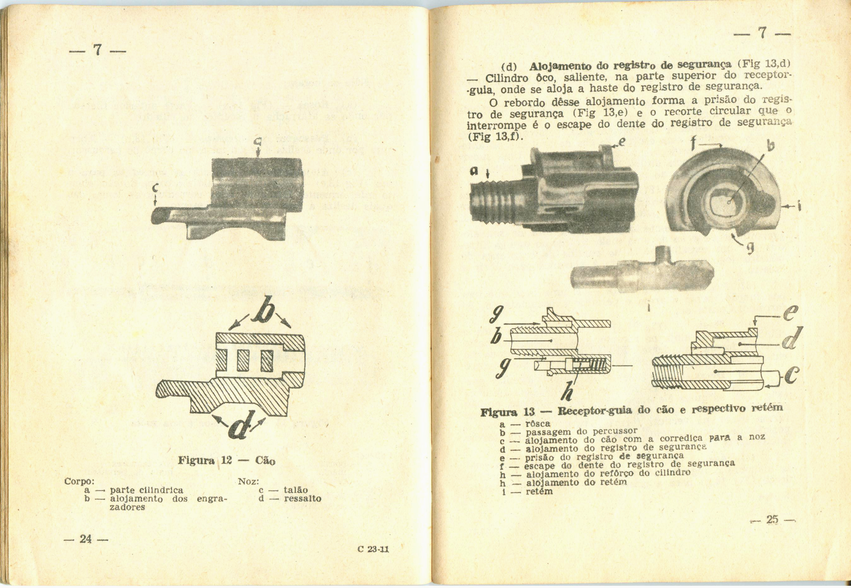 Fuzs mauser no brasil e as espingardas da fbrica de itajub rev capa do manual de campanha do mosqueto 1949 edio do mg de 1956 fandeluxe Image collections