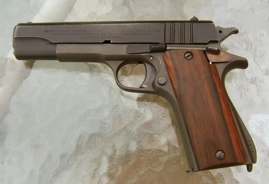 Foto de arma ponto 45