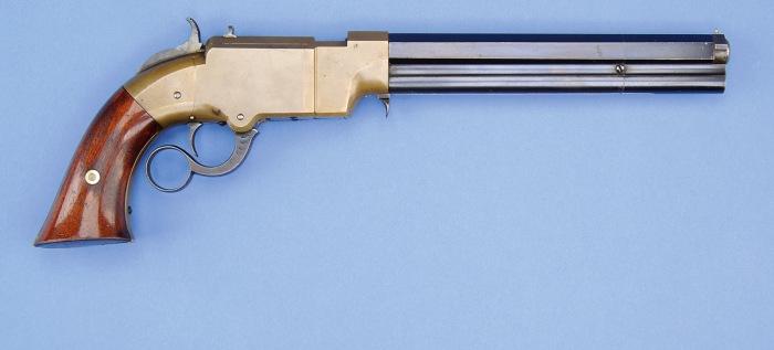 volcanic-pistol