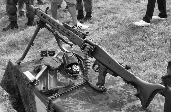 BundeswehrMG3